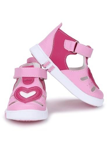 Kiko Kids Bebek Ayakkabısı Pembe